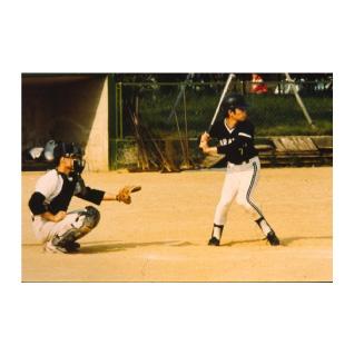 奈良医大野球部時代